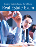 Insider's Guide to Passing the California Real Estate Exam 2nd Edition eBook - Rockwell Publishing real estate textbooks