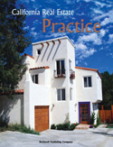 California Real Estate Practice Textbook - Rockwell Publishing real estate textbooks