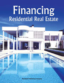 Financing Residential Real Estate 20th Edition - Rockwell Publishing real estate textbooks