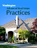 Washington Advanced Real Estate Practices Textbook - Rockwell Publishing real estate textbooks