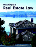 Washington Real Estate Law 8th Edition - Rockwell Publishing real estate textbooks